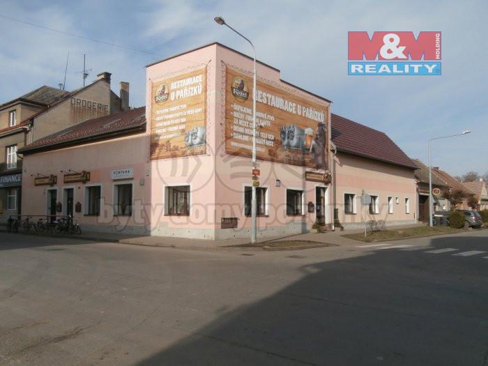 Prodej restaurace, 746 m², Městec Králové, ul. Svatojánská