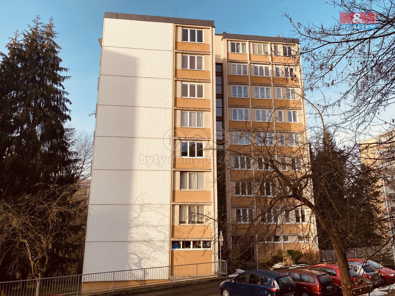 Pronájem bytu 3+1, 65 m2, Liberec - Kristiánov
