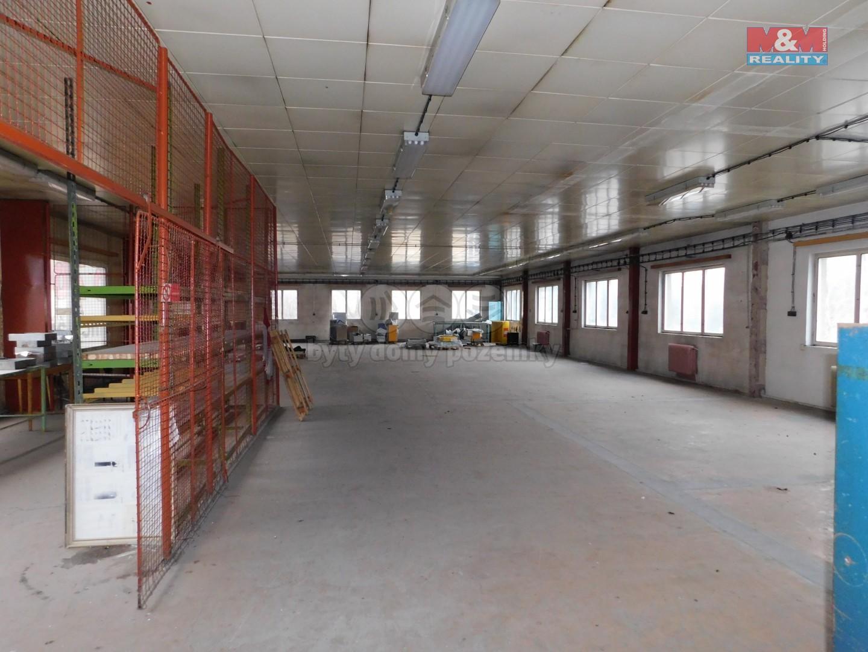 Pronájem obchodního objektu, 400 m², Úštěk, ul. 1. máje