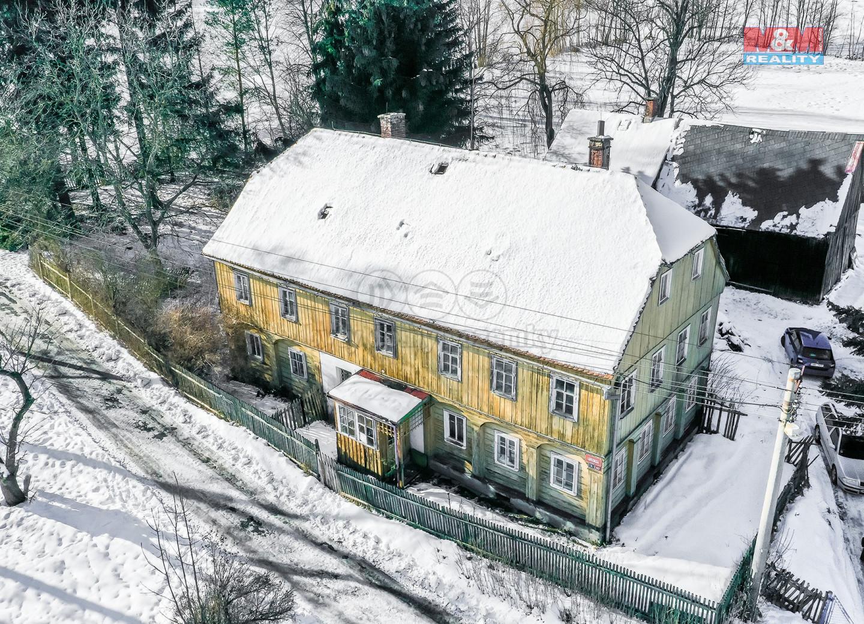 Prodej chalupy se zahradou, Varnsdorf, ul. Závoznická