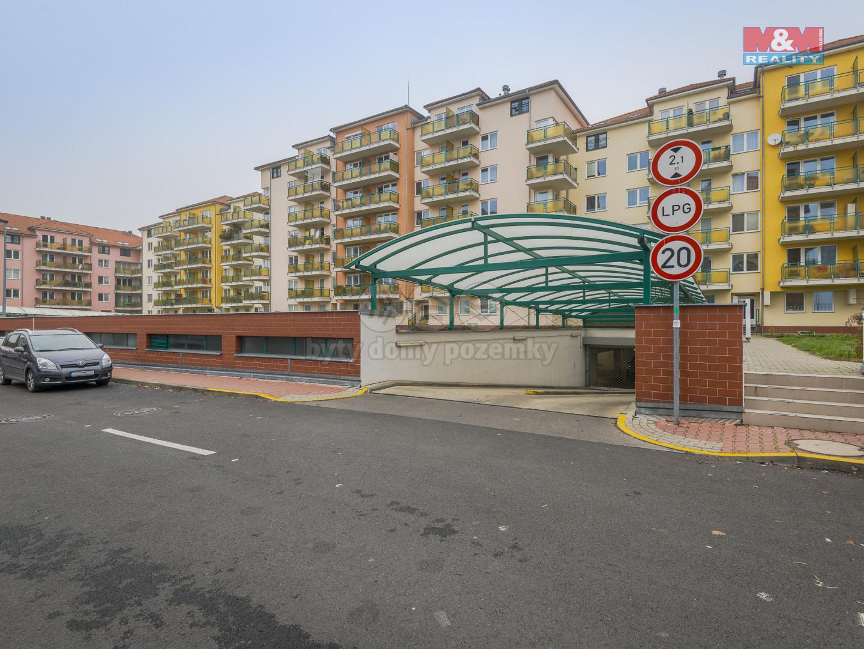 Prodej bytu 1+kk, 38 m², Praha, ul. Padovská