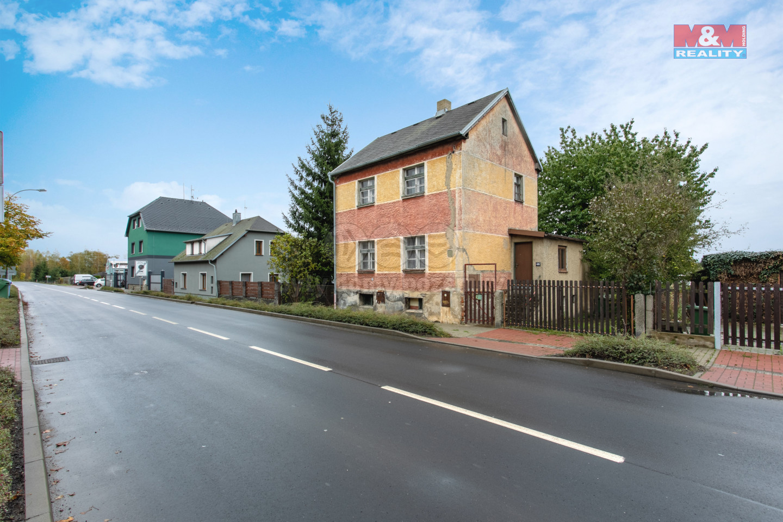 Prodej rodinného domu, 423 m², Chodov, ul. Nejdecká