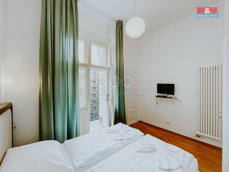 Pronájem bytu 2+kk, 51 m², Praha, ul. Žatecká