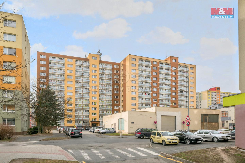 Prodej, byt 2+1, 68 m2, Kladno, ul. Hřebečská