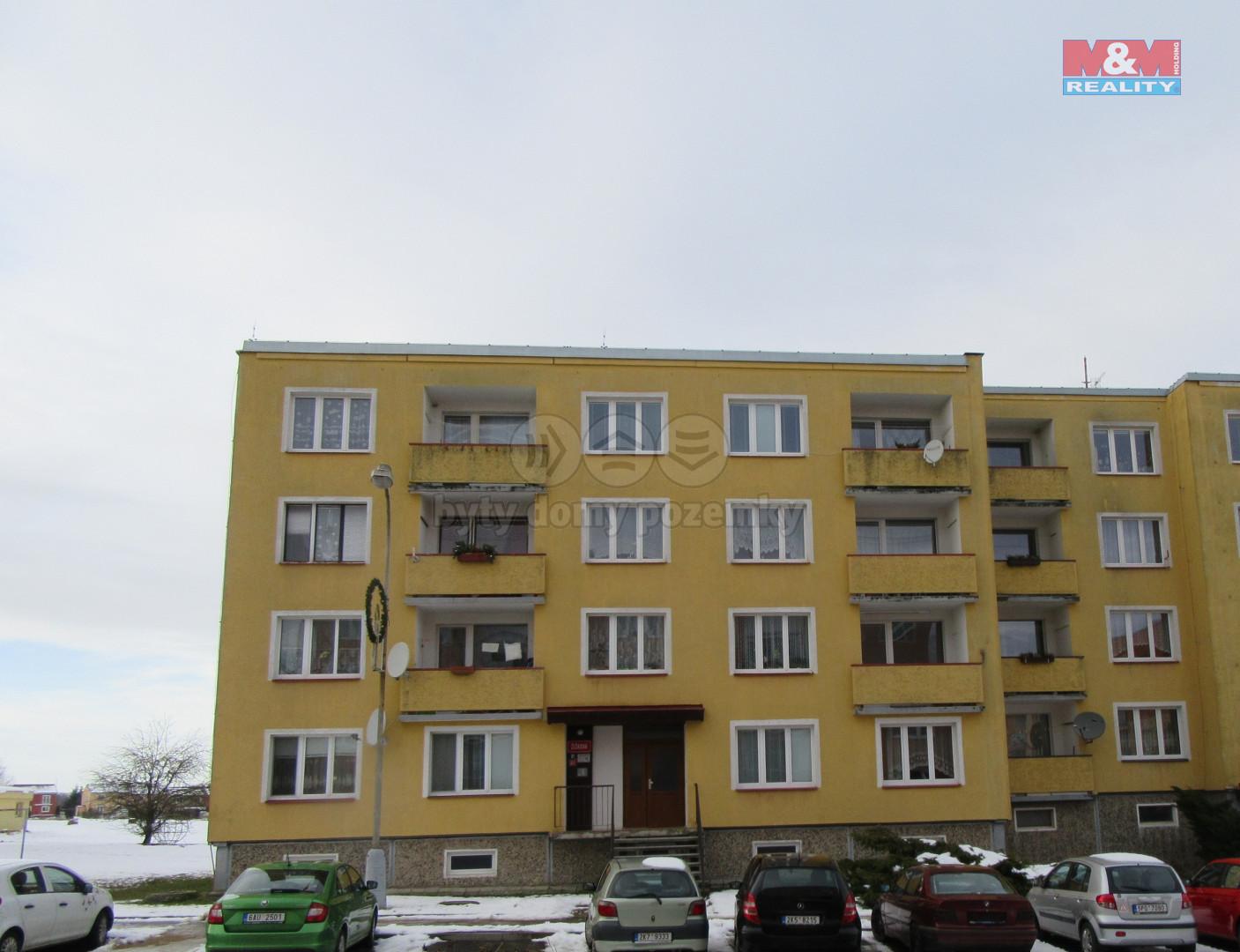 Pronájem bytu 2+1, 63 m2, Františkovy Lázně, ul. Žižkova