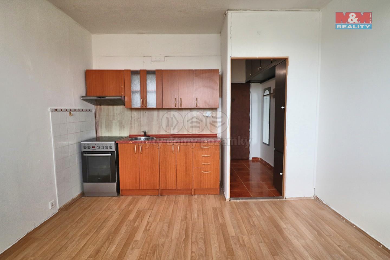 Pronájem, byt 1+1, 35 m², DV, Chomutov, ul. Písečná
