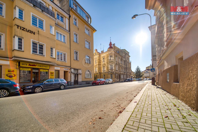 Prodej, byt 2+1, 78 m2 Mariánské Lázně, ul. Ruská