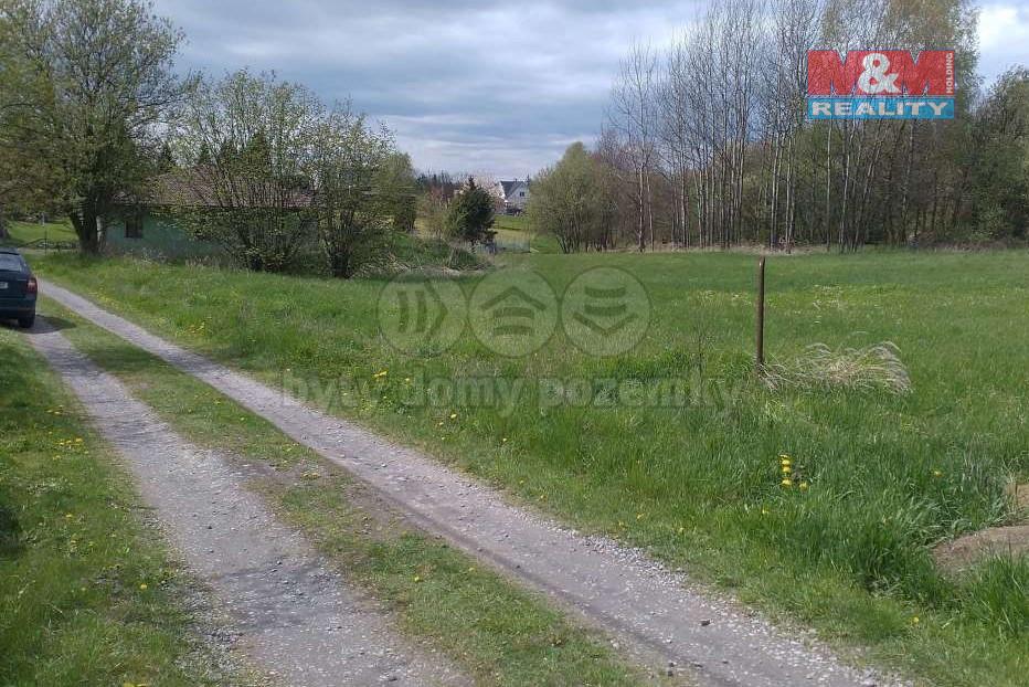 Prodej pozemku k bydlení, Petřvald, ul. Lesní