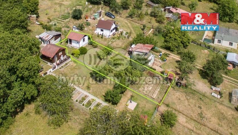 Prodej zahrady, 361 m², Strakonice