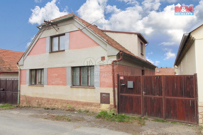 Prodej rodinného domu 3+kk, Hostomice, ul. Bubenická