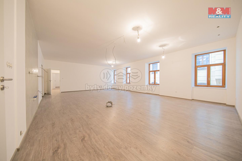 Prodej bytu 3+kk, 126 m², Šumperk, ul. Bulharská