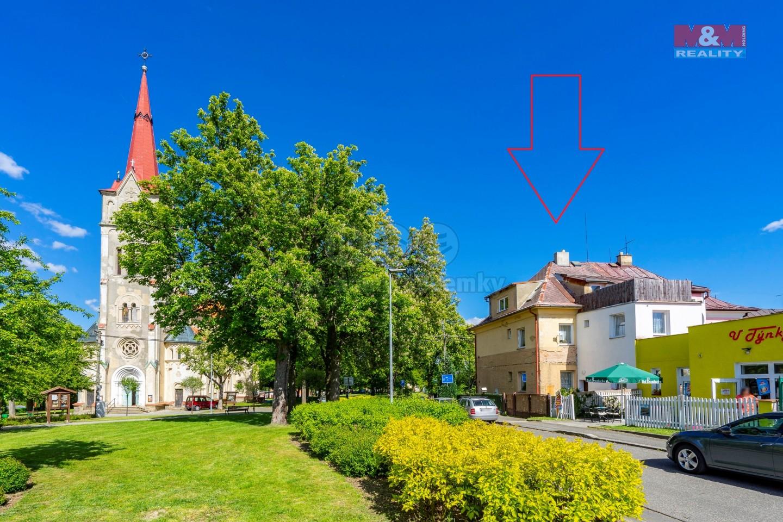 Prodej, byt 2+1, 71 m², Velká Hleďsebe, ul. Žižkova