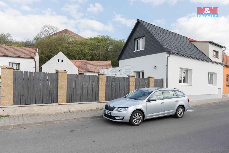 Prodej, rodinný dům 4+1, 115 m2, zahrada 163 m2, Třebenice