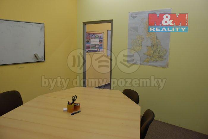 Pronájem kancelářského prostoru, 70 m², Ústí nad Orlicí