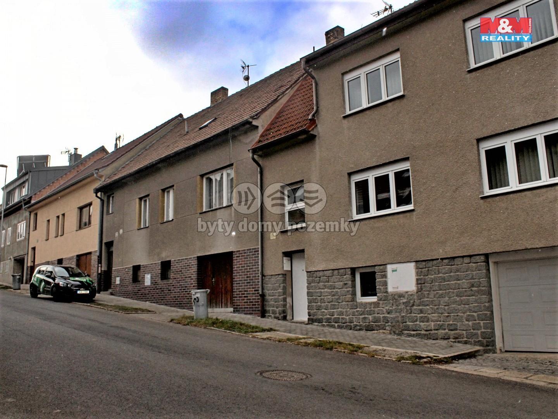 Prodej, rodinný dům, 484 m², Písek, ul. Alšova
