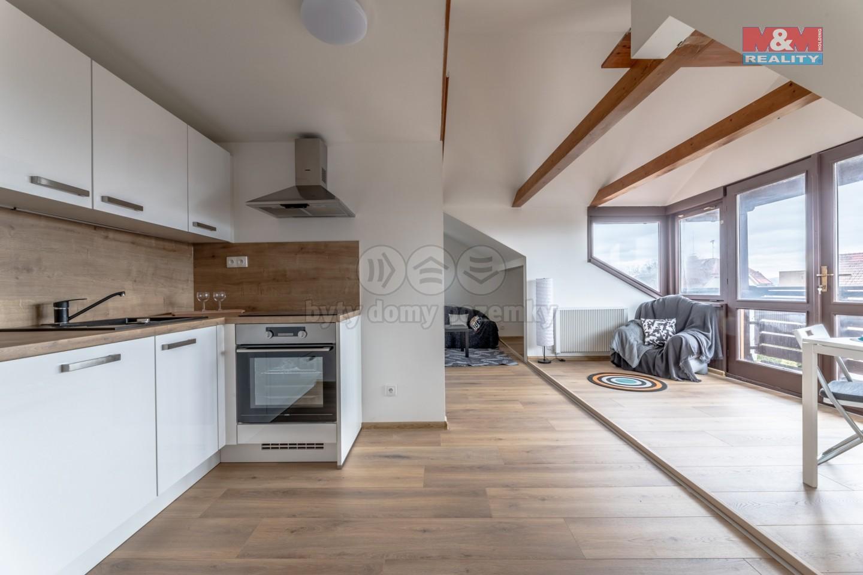 Prodej, byt 2+kk, 65 m², Liberec, ul. Mošnova