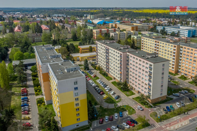 Prodej bytu 2+1, 63 m², Mladá Boleslav, ul. U stadionu