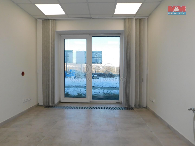 Pronájem ordinace/kanceláře 103 m², Kladno, ul. Slánská
