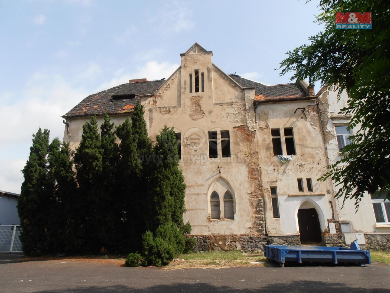 Prodej nájemního domu, 962 m², Ústí nad Labem, ul. Hrbovická