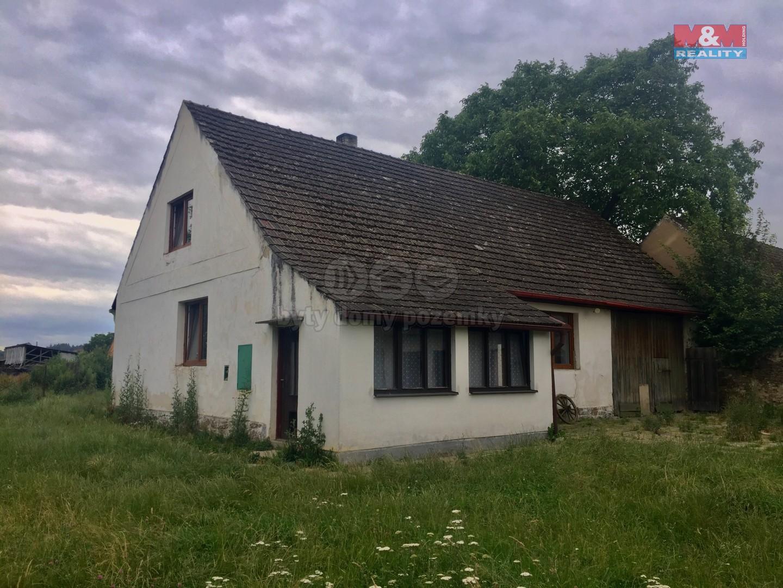 Prodej, rodinný dům, 2 353 m², Želeč