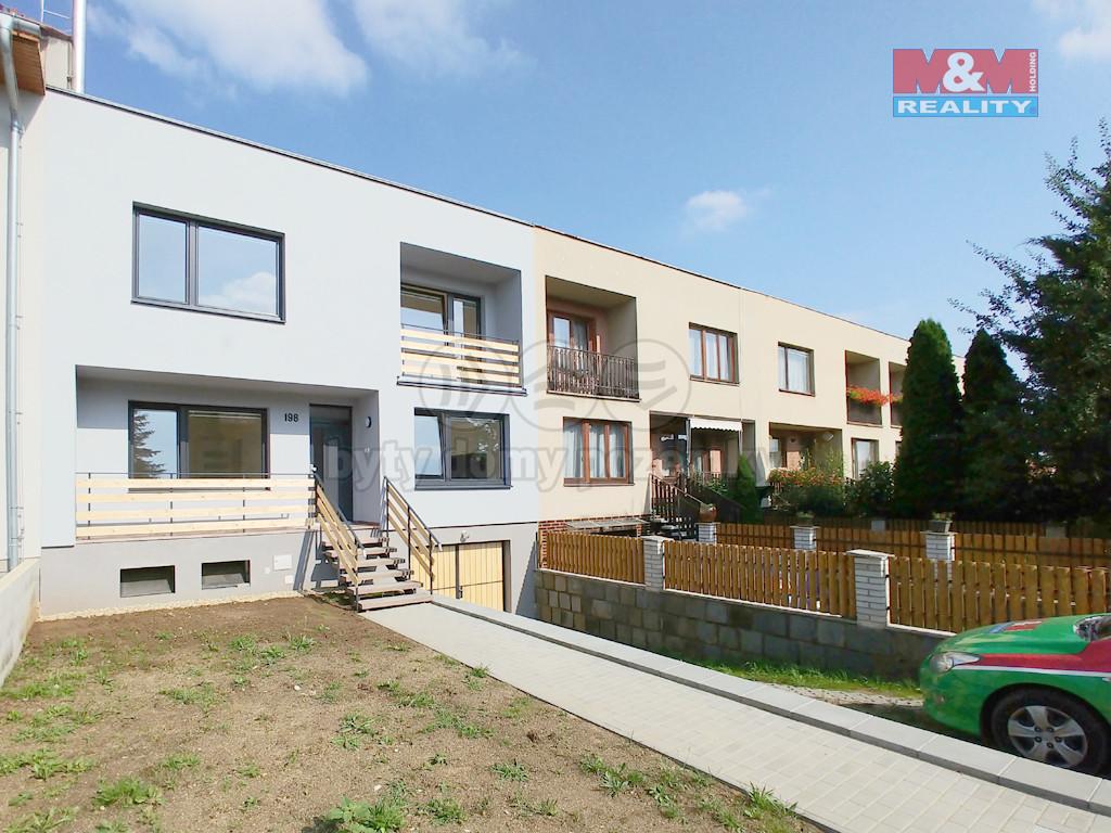 Prodej, rodinný dům 7+1, 169 m2, Jinačovice