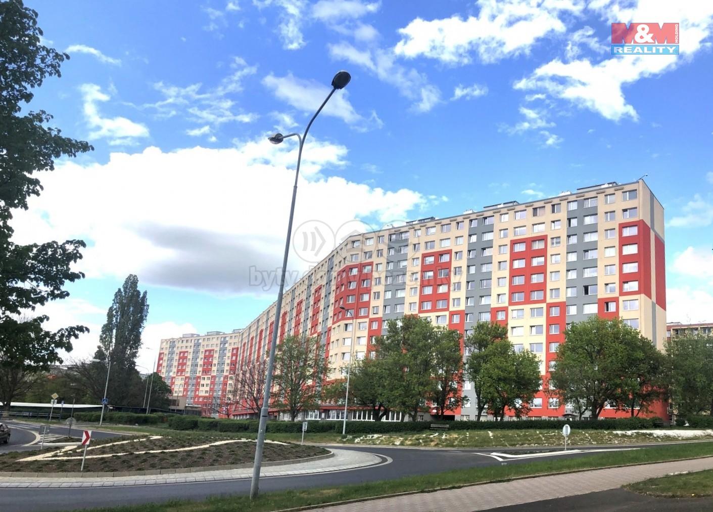 Prodej, byt 1+1, 33 m², OV, Most, ul. Javorová