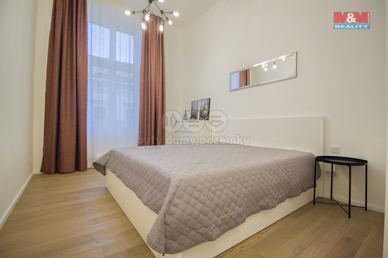 Pronájem bytu 2+1, 80 m², Praha 1, ul. Opletalova