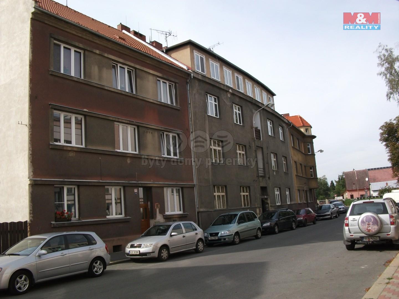 Pronájem bytu 2+kk, 38 m², Česká Lípa, ul. Kozákova