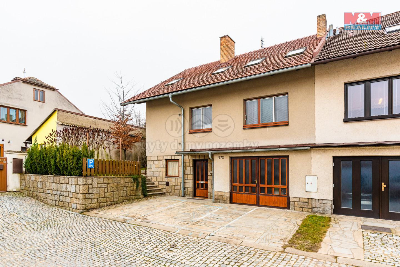 Prodej rodinného domu, Telč, ul. Srázná