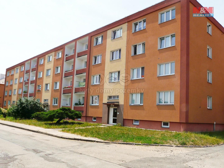 Pronájem, byt 2+1, Litovel, ul. Novosady
