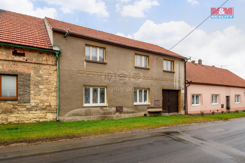 Prodej rodinného domu, 180 m2, Řevničov, ul. Palackého
