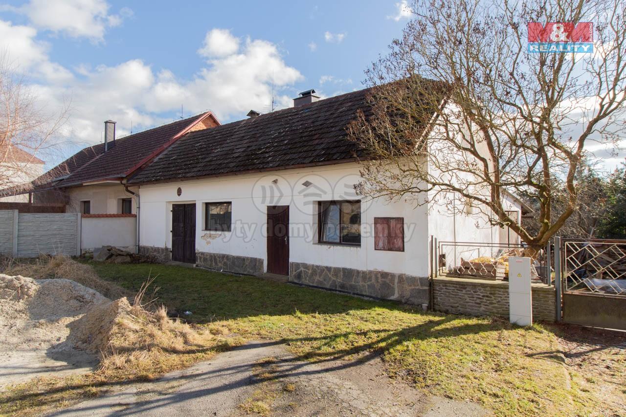 Prodej rodinného domu, 70 m², Strašice v Pošumaví