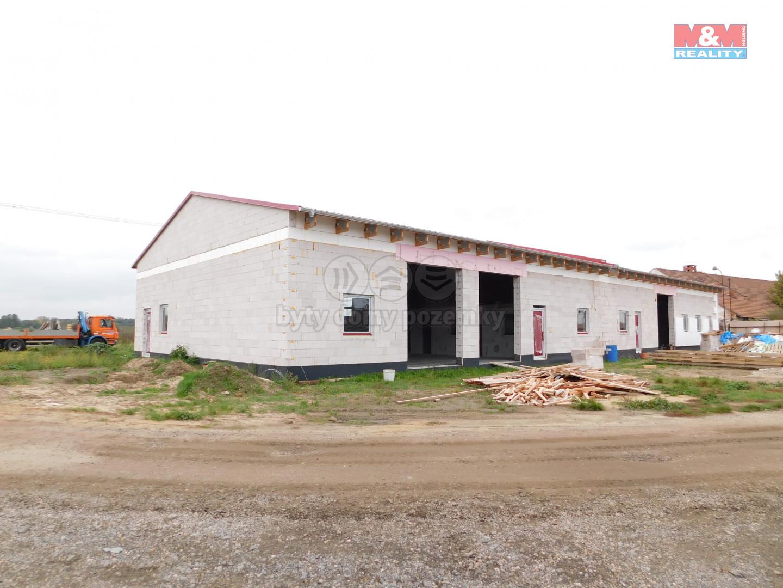 Pronájem výrobní haly 320 m2 na pozemku 846 m², Tuhaň