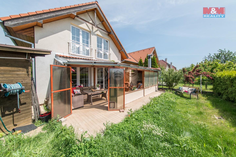 Prodej, rodinný dům, 5+kk, 561 m2, Praha 8 - Dolní Chabry