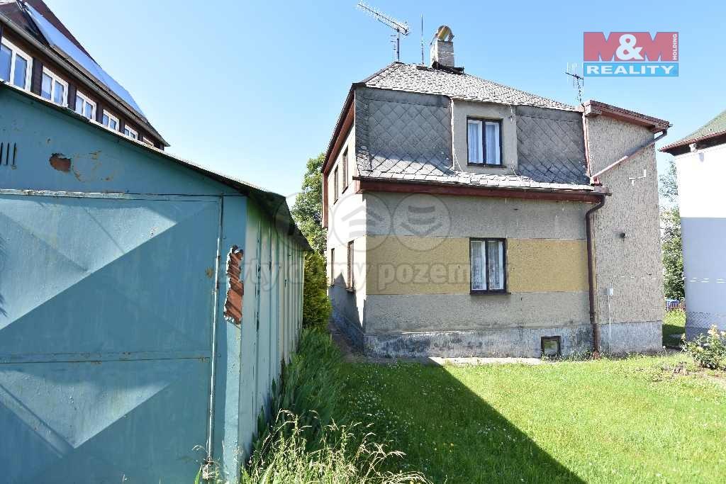 Prodej, rodinný dům, Liberec, ul. Hanácká