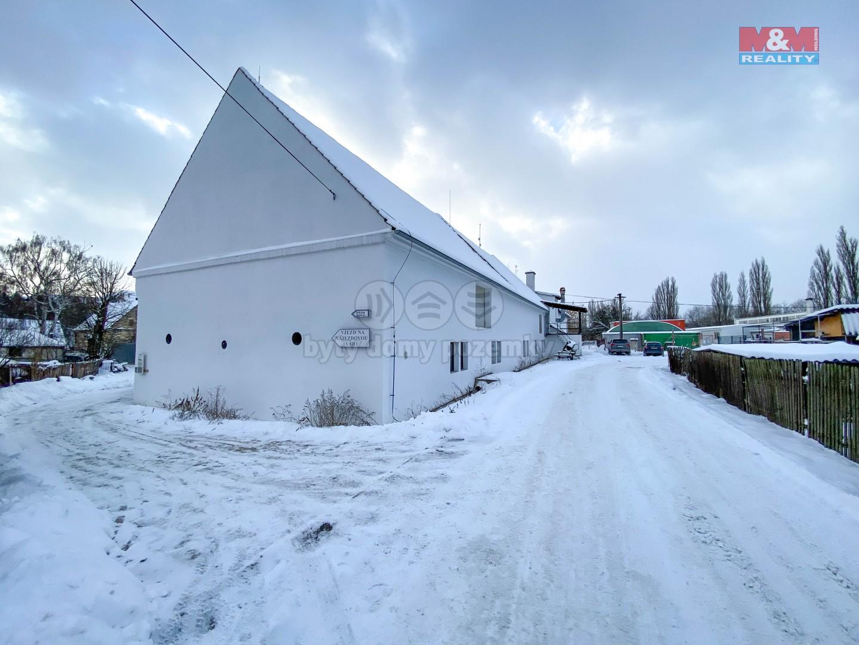 Pronájem výrobního objektu, 360 m², Úštěk, ul. Konojedská