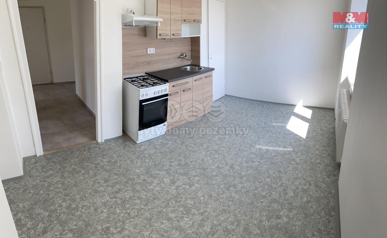 Pronájem, byt 2+1, 58 m², Město Albrechtice