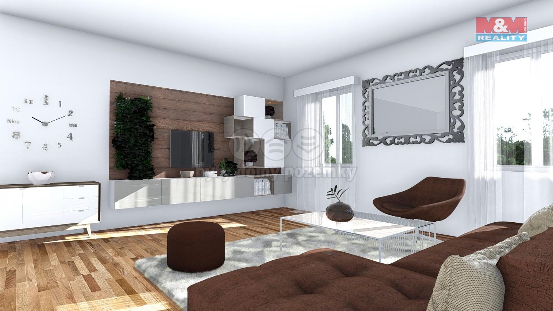 Prodej nájemního domu, 641 m², Hradec