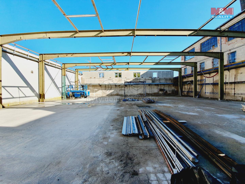 Prodej skladu, 1546 m², Ivančice, ul. Tovární