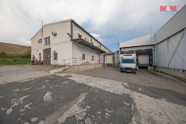 Prodej, výrobní objekt, 14010 m², Litenčice