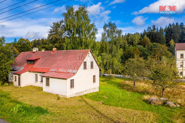 Prodej rodinného domu, 300 m², Smržovka, ul. Občanská