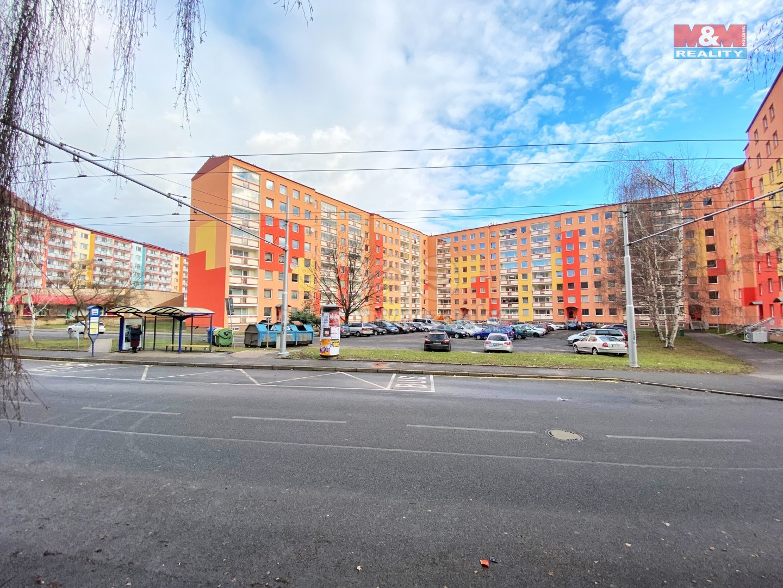 Prodej bytu 2+kk, 48 m², DV, Teplice, ul. Pod školou