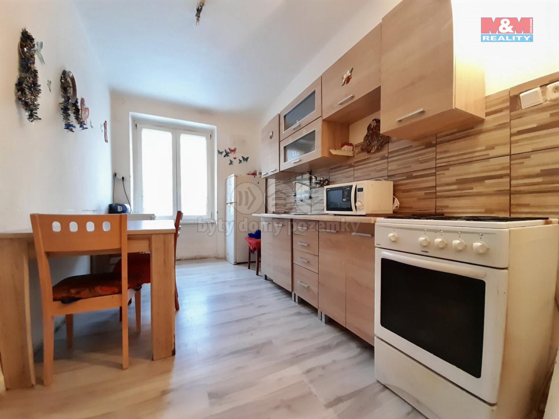 Prodej bytu 1+1, 36 m², OV, Most, ul. tř. Budovatelů