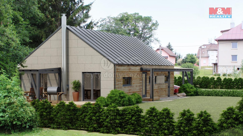 Prodej, rodinný dům 4+kk, 120 m2, Kruh u Jilemnice