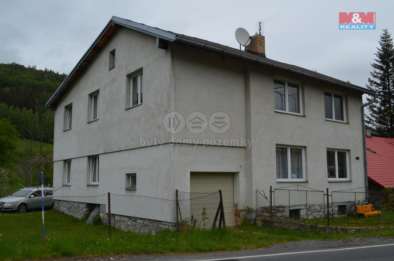 Prodej, rodinný dům, 955 m2, Lipová-lázně