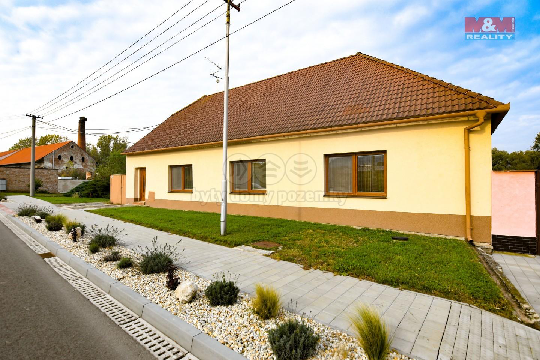 Prodej rodinného domu, 2295 m², Dolní Věstonice, ul. Hlavní