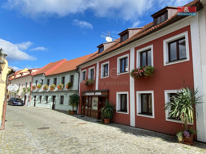 Prodej hotelu, penzionu, 391 m², Český Krumlov, Rooseveltova