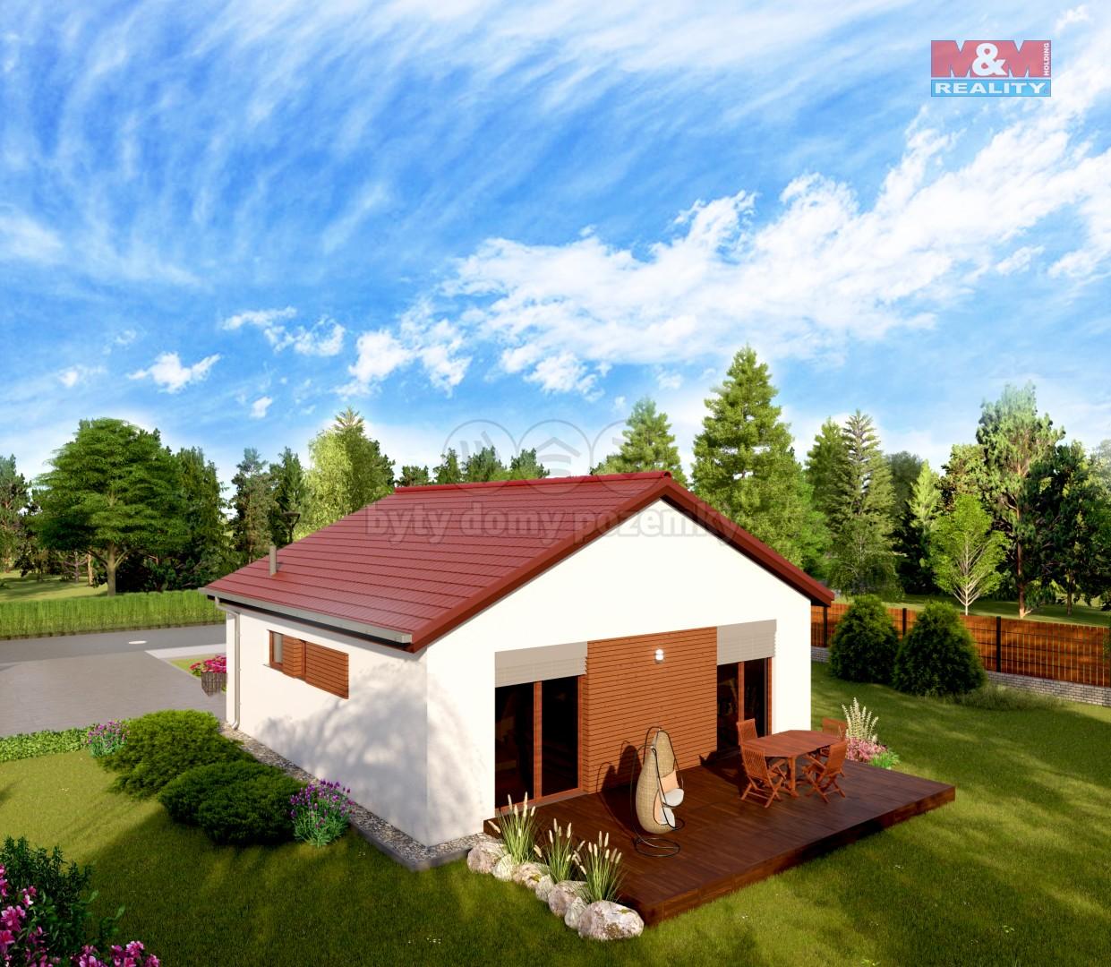 Prodej, rodinný dům, 1484 m², Únětice
