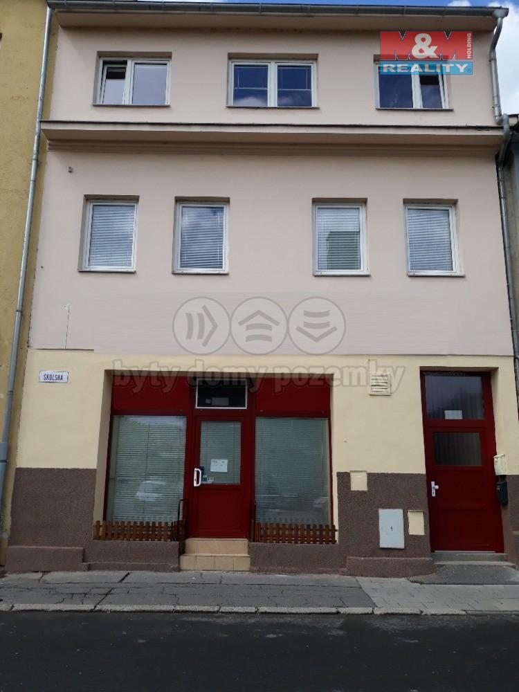 Pronájem obchod a služby, 32 m², Zábřeh, ul. Školská