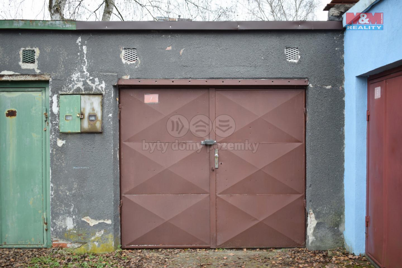Prodej multifunkční garáže, 19 m², Česká Lípa, Slovanka